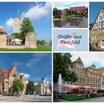 Eine Postkarte aus Bielefeld