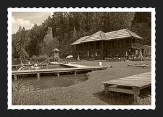 EIne Postkarte aus den 50ern ...