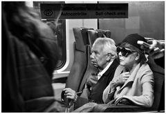 Eine Reise mit der Bahn ...