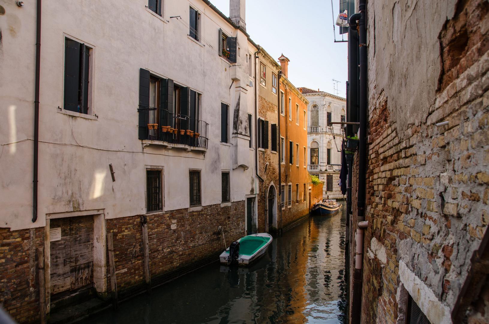 eine Reise nach Venedig III