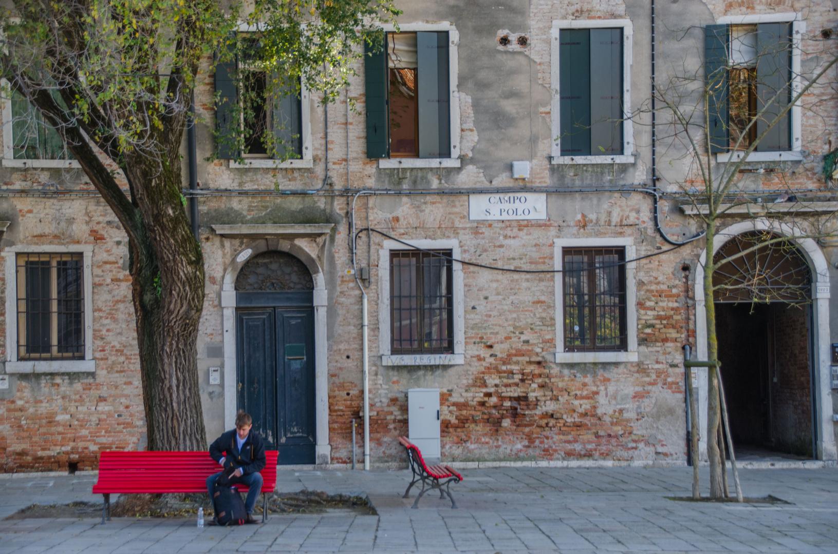 eine Reise nach Venedig IV