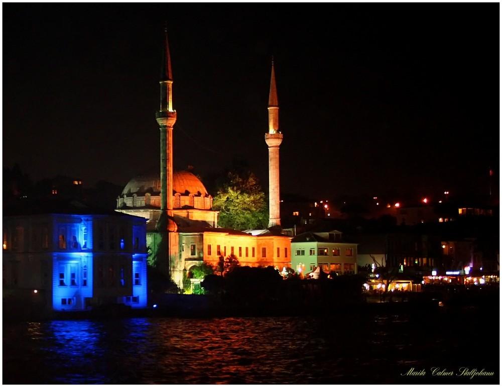 Eine Schiffahrt über den Bosporus