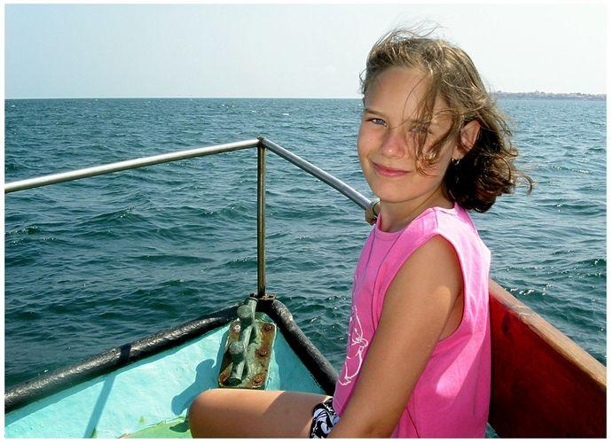 Eine Seefahrt die ist lustig........
