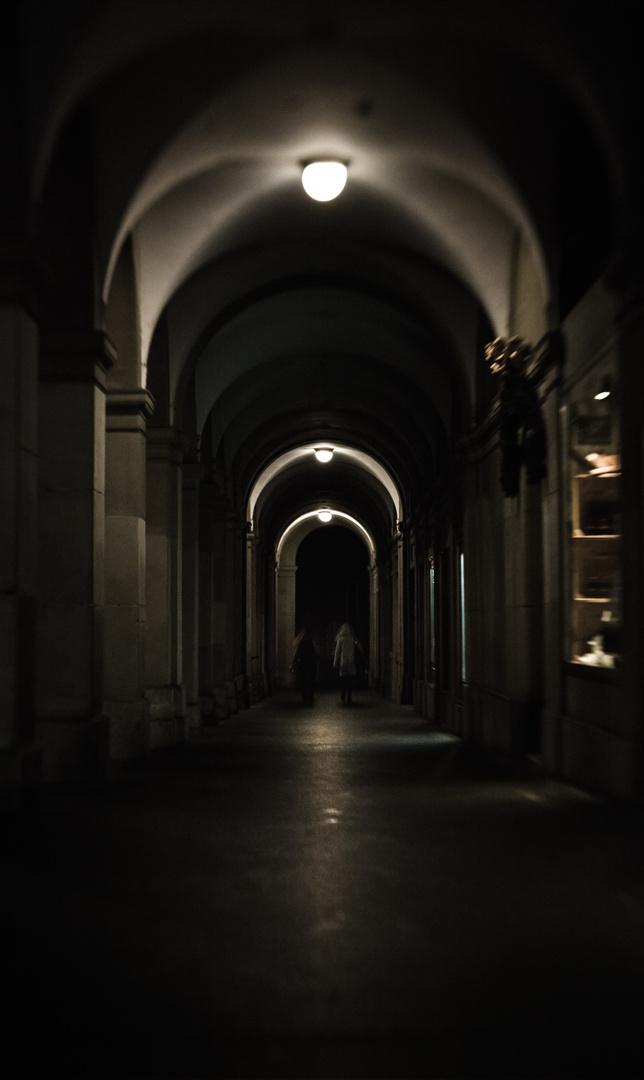 Eine Spur Licht