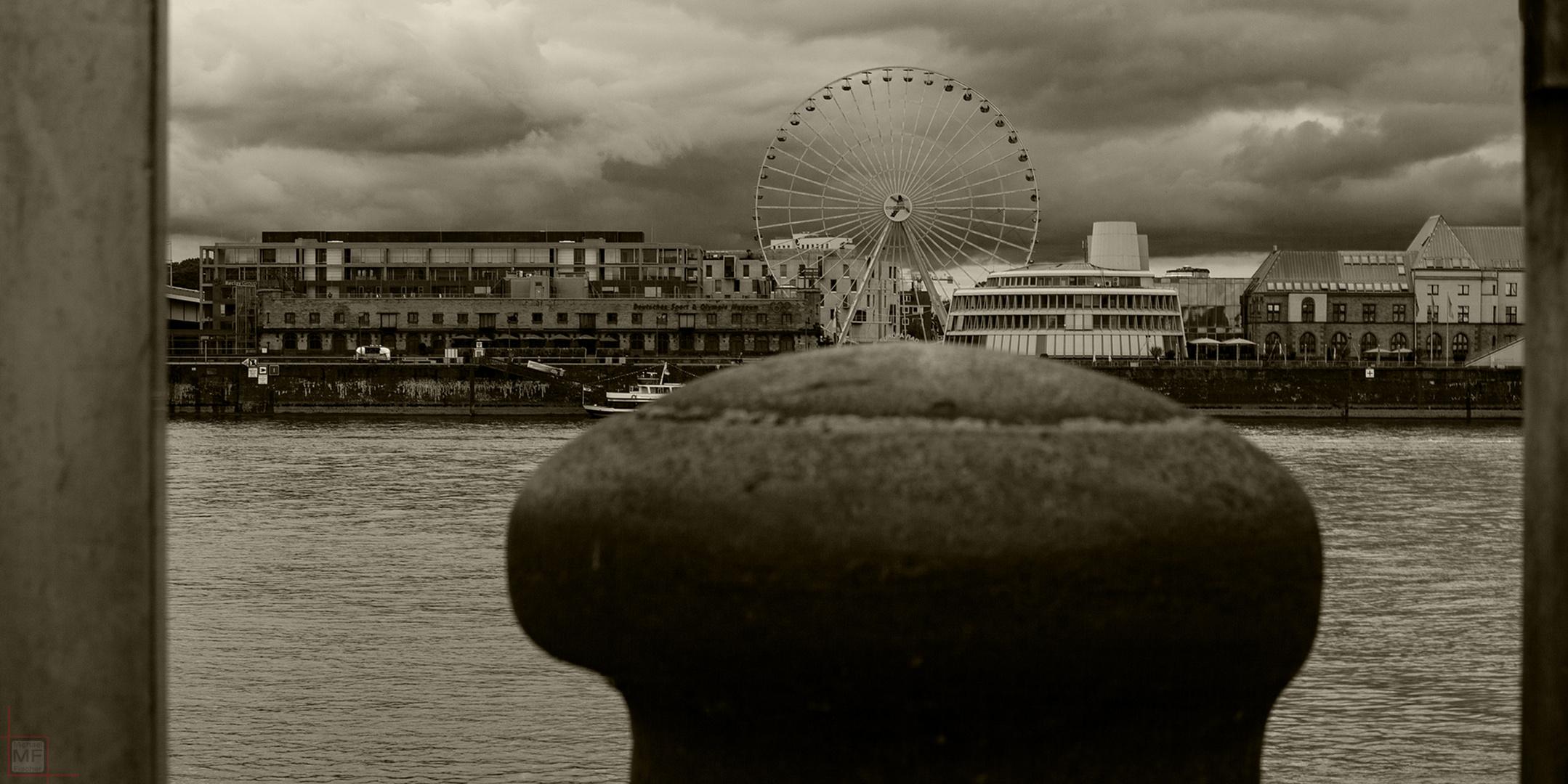 Eine Stadt dreht am Rad | Cologne