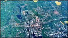 Eine Stadt in Deutschland