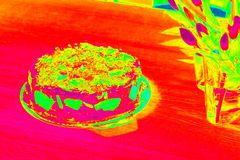 Eine Torte für Andy Warhol