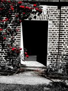 Eine Tür ins Nirgendwo