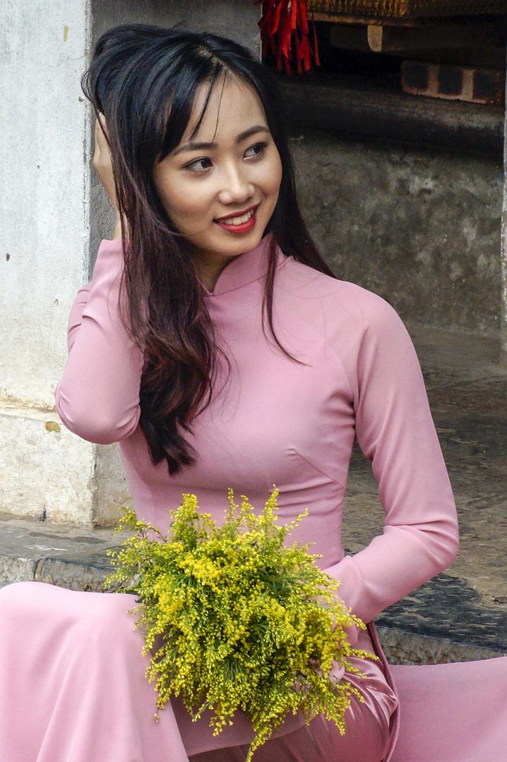 Eine Vietnamesische Schönheit Foto & Bild | portrait