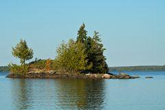 Eine von 14`500 Inseln