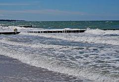 Eine Welle nach der anderen--