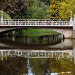 Eine wunderschöne Brücke in Utrecht