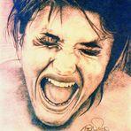 Eine Zeichnung von mir (uno de mis dibujos)