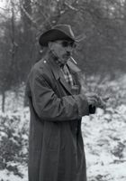 Eine Zigarette nach getaner Arbeit