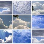 Einen blauen Himmel ...