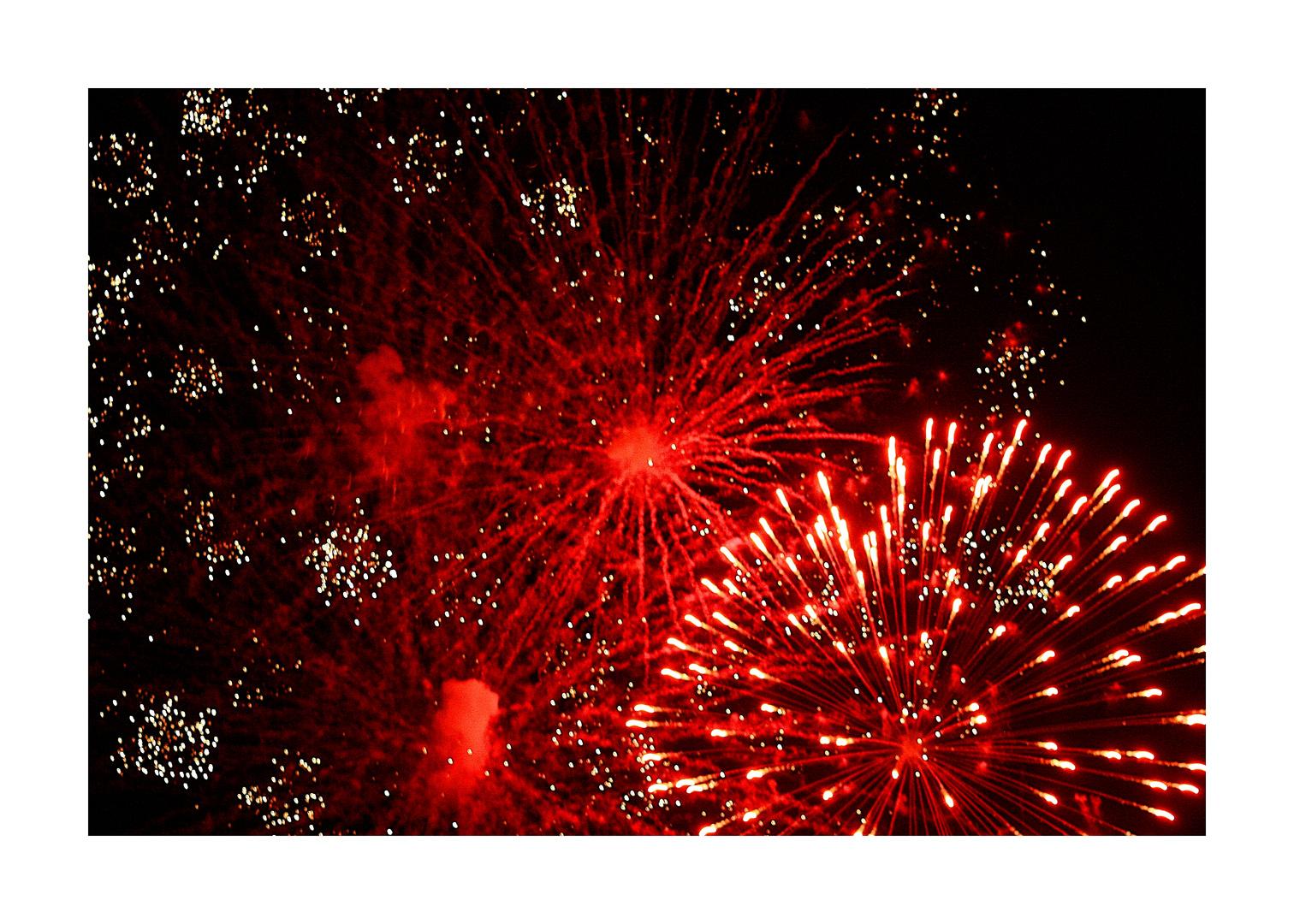 Einen gute Rutsch ins Neue Jahr Foto & Bild | abstraktes, meine ...