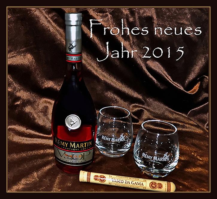 Einen guten Start ins Jahr 2015