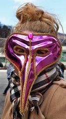 Einen Hauch vom Karneval in Venedig ...