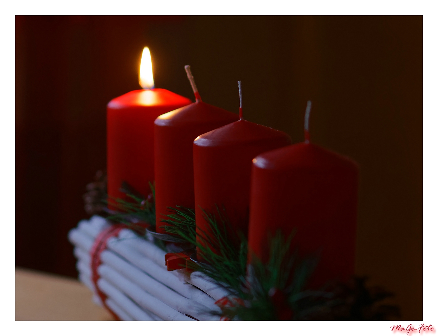 Schönen 1 Advent