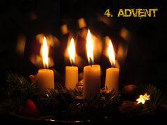 Einen schönen 4. Advent...