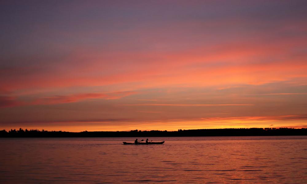 Einen schönen Abendhimmel...reload