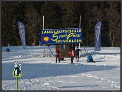 Einen Ski-Kurs ...