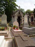 einer der Friedhöfe in Paris