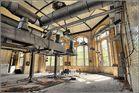 einer der Küchentrakte in Beelitz