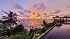 Einer der schönsten Sonnenuntergänge