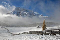 Einer der schwierigsten Dolomiten-Dreitausender