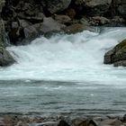 einer der vielen Wasserfälle in Island