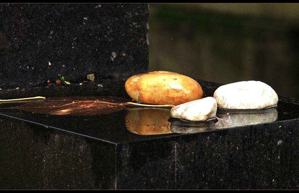 Einer dieser Steine..