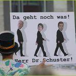 EINER GEHT NOCH !  Plakat 2011 Stuttgart K21