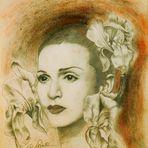 Einer meiner Zeichnungen (unos de mis dibujos)