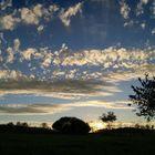 einer von vielen Sonnenuntergängen