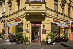 Eines der ältesten Häuser Berlins