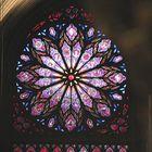 eines der Domfenster