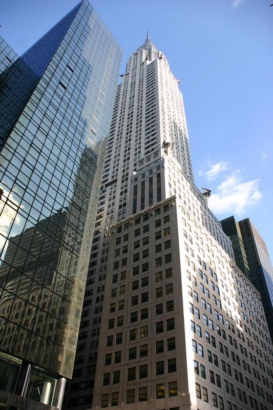Eines der schönsten Gebäude in New York City...