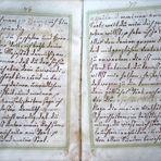 Eines meiner kostbaren Erbstücke aus Bayern ist ein handgeschriebenes Gebetbuch