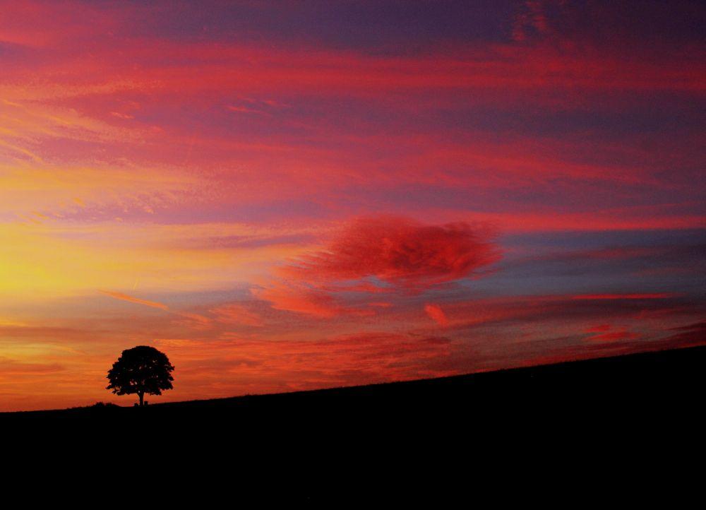 Einfach ein grandioser Himmel II