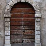 einfach eine alte Türe