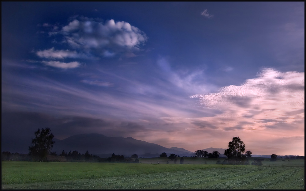 Einfach nur Landschaft