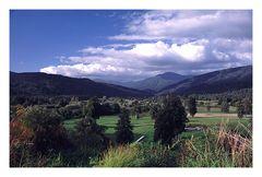 Einfach nur Landschaft - Lyell Valley