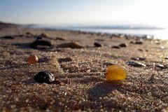 Einfach nur Sand, Sonne, Meer ...