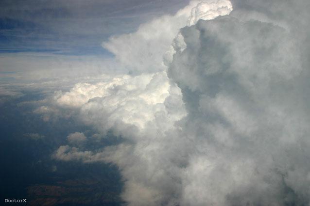 Einfach Wolken