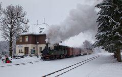 Einfahrt in Jonsdorf