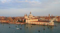 Einfahrt in Venedig 3