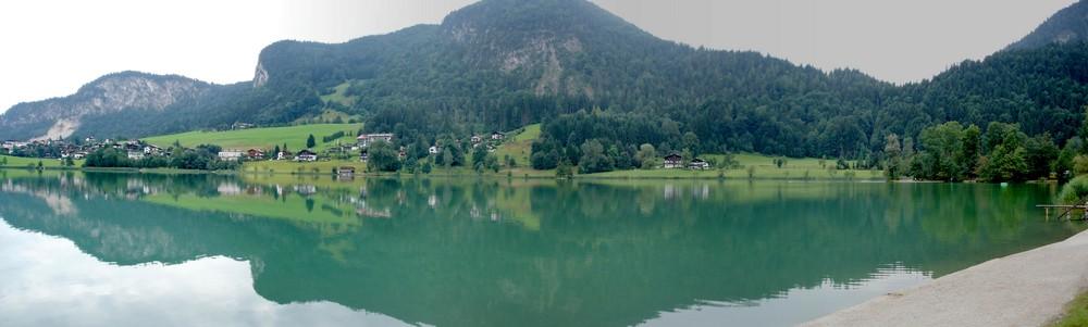 Einfallsreiche Namensgebung eines Sees...