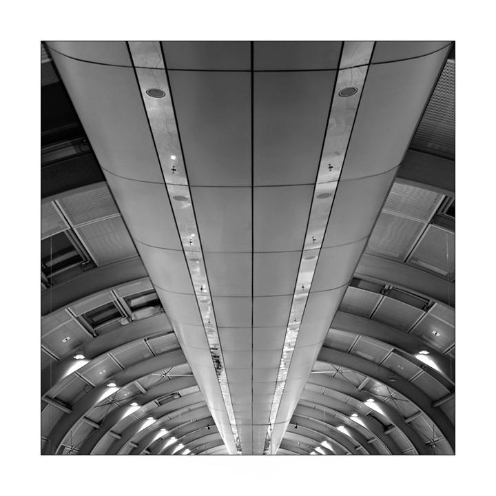Einflugschneise Fraport