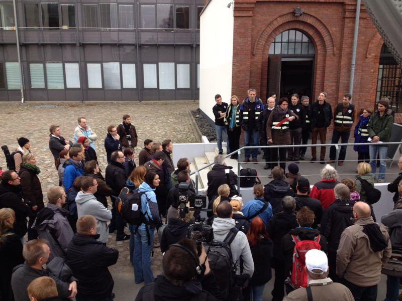 Einführungsveranstaltung zur Langen Nacht der Fotoworkshops in Hamburg